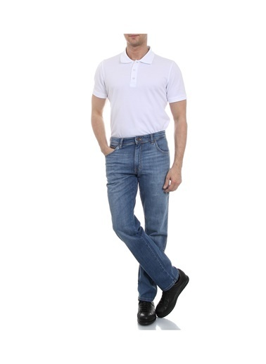 Lee&Wrangler Lee & Wrangler W1219237X Texas Stretch Klasik Pantolon Renksiz